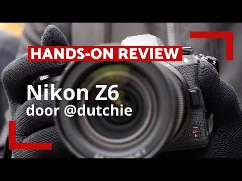 Tryout: Nikon Z6
