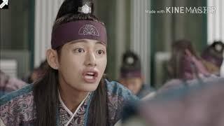 [방탄소년단/뷔] 여울&한성 케미 모음 (재업)