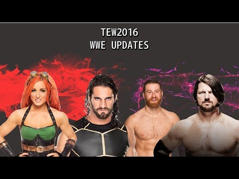 TEW2016: WWE PPV Updates: WWE Battleground 2016