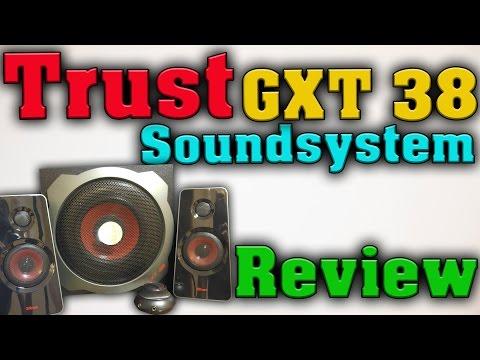 Trust GXT 38 Review! • Erstklassiges SOUNDSYSTEM für UNTER 70€! • Top Sound! | [Sound/BASS-Test]