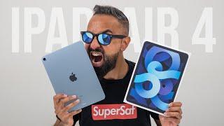 Apple iPad Air (2020) UNBOXING