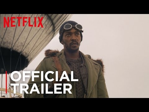 IO Trailer Starring Margaret Qualley and Anthony Mackie