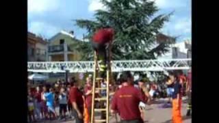 preview picture of video 'Vigili del Fuoco per un giorno a Deliceto'