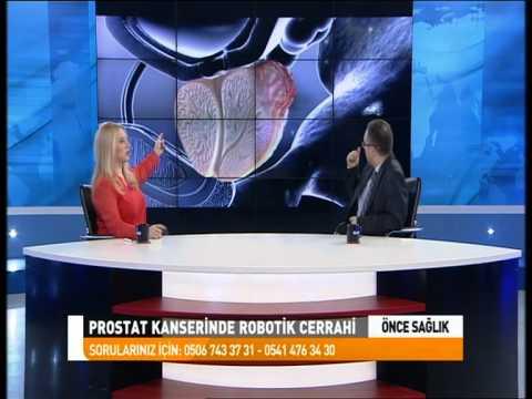 Prostat Kanseri Ameliyatlarında Robotik Cerrahinin Yeri-