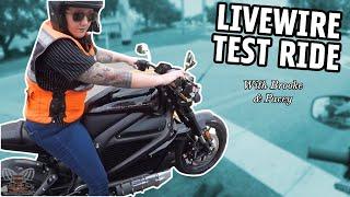 Livewire Test Ride