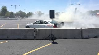 Snap-On Tools 95th Anniversary Celebration - drifting demo