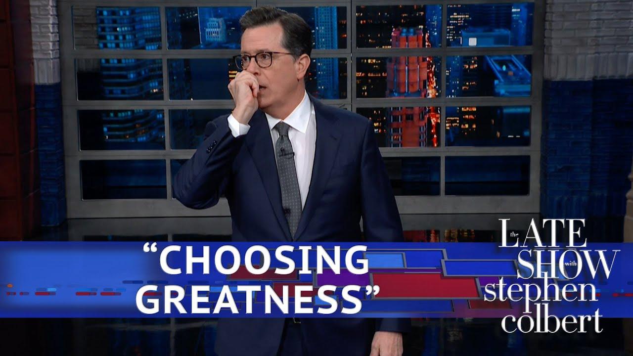 Trump's SOTU Theme: 'Choosing Greatness' thumbnail