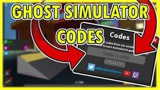 ghost simulator 👻 codes 2019 all - TH-Clip