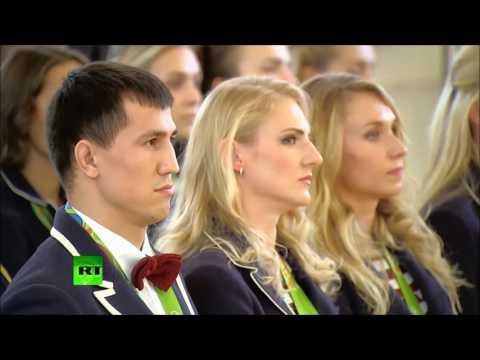 Putin: Sind Internationale Sportorganisationen zu Militärbehörden geworden?