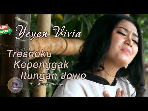 Yeyen Vivia - Tresnoku Kepenggak Itungan Jowo