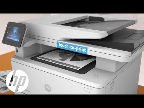 HP LaserJet Pro MFP M426fdw | Official First Look | HP
