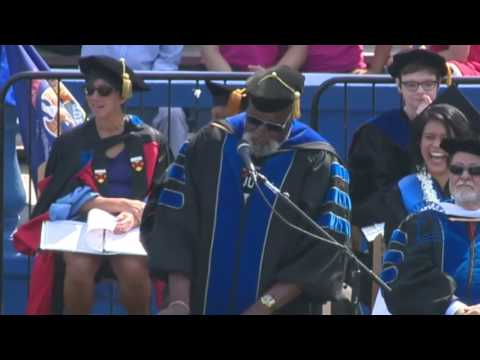 2016 Commencement: Harry Edwards