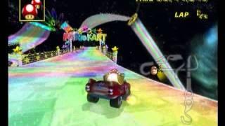Rainbow Road 2'26''766 ケケ - Mario Kart Wii World Champion