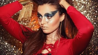 THE BEST HIGH FASHION MAKEUP TUTORIAL