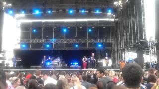 No Name - Duša a ja - live OAF 2011