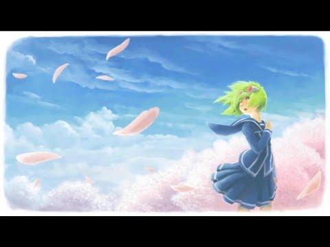 【GUMI】桜色シルエット【オリジナル】