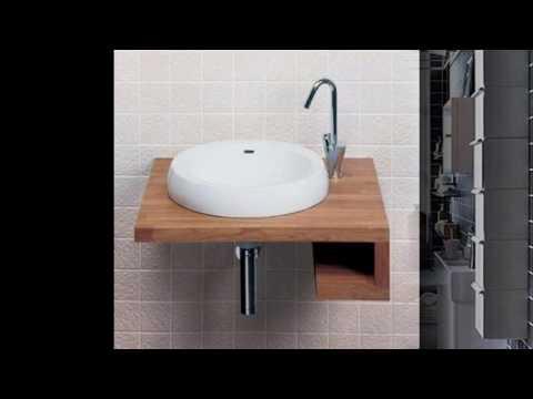 Kleine waschbecken design ideen