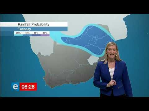 Weather forecast: 15th October 2019