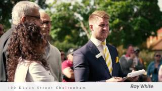 Auction 100 Devon Street, Cheltenham - Kevin Chokshi
