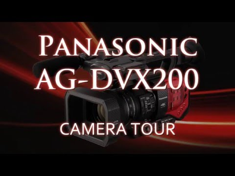 Panasonic AG-DVX200 by Barry Green