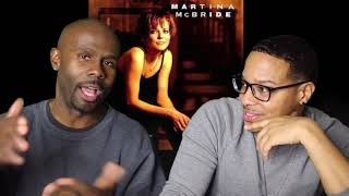 Martina McBride - A Broken Wing (REACTION!!!)