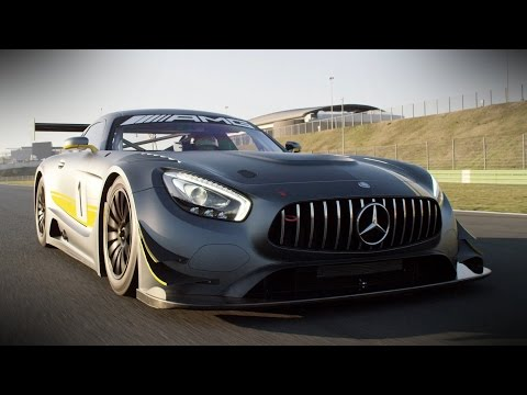 Preview of the new Mercedes-AMG GT3 – Mercedes-Benz original