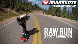 Raw Run with El Beasto | Pikes Peak Downhill 2015 | MuirSkate Longboard Shop