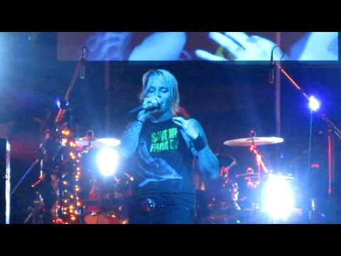 """Smash the Control Machine"" by OTEP live at the Culture Room in Ft. Lauderdale on 7/10/10 (HD)"