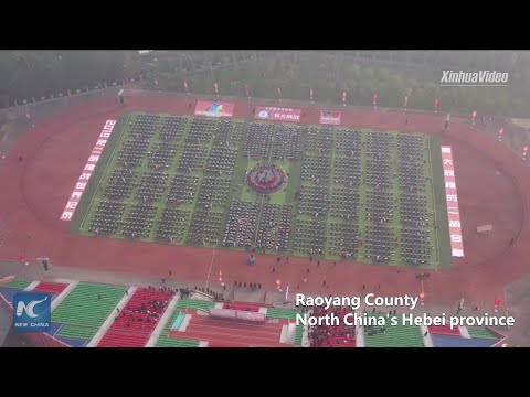 China's county concert breaks Guinness World Record for most erhus in ensemble