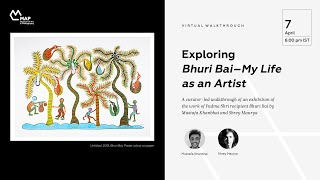 Exploring Bhuri Bai – My Life as an Artist