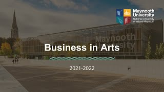 Business in Arts