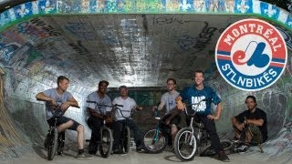 Stolen Bikes - Canada Trip / Montreal