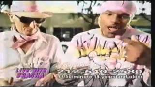 Juelz Santana f Cam'ron - Dipset (Santana's Town)(2003 Music Video)(lyrics in description)(F)