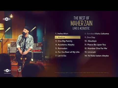 Download Maher Zain Live Acoustic Video 3GP Mp4 FLV HD Mp3 Download