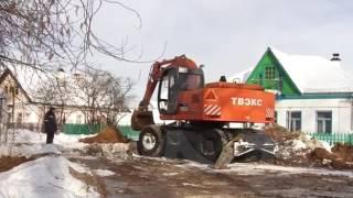 21 02 2017 Коммунальная авария в районе Роддома