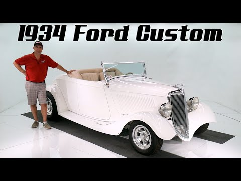 1934 Ford Custom (CC-1168240) for sale in Volo, Illinois