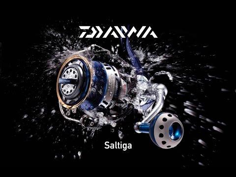DAIWA: SALTIGA | Die perfekte Salzwasser Spinnrolle
