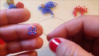 DIY - Beaded Ball In 5 Minutes