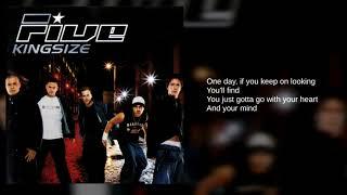Five: 13. C'Mon, C'Mon (Lyrics)