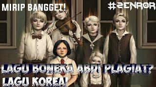 Kemiripan Lagu Boneka Abdi Dan Nabiya(butterfly)Korea!