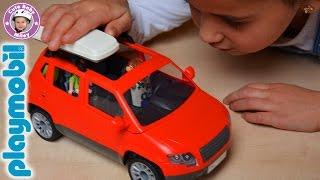 Playmobil Summer Fun Familienauto 5436 - unboxing und Zusammenbau