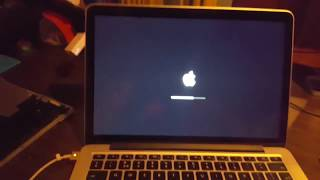Macbook Air A1466 820-3437 No green light, no boot - Самые
