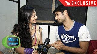Acting Test: Helly Shah & Varun Kapoor aka Swara & Sanskaar Tested By Telly Masala