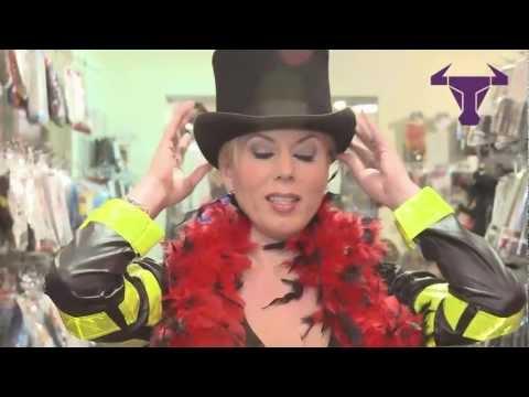 Faschingskostüme zum Karneval 2014 - 20er Jahre & Burlesque Kostüme