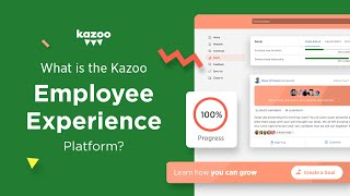 Kazoo Employee Experience Platform video