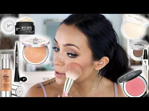 Your Skin But Better CC+ Airbrush Perfecting Powder by IT Cosmetics #4
