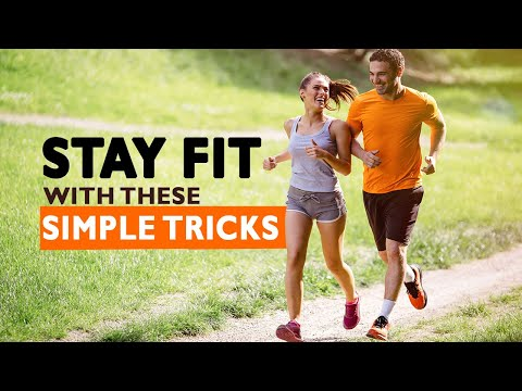 5 Easy Ways to Stay Fit | Healthfolks.com