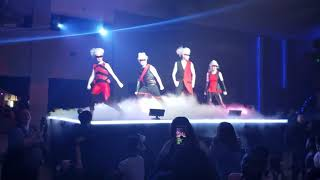 Just Dance Live - #thatpower by will.i.am feat. Justin Bieber.