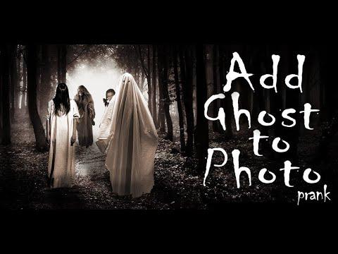 Vídeo do Adicione Fantasma na Foto