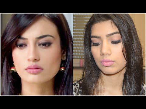 Surbhi Jyoti inspired makeup look from Qubool hai| NaghmaSyed| Indian Beauty Guru